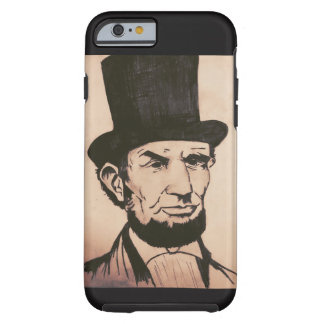 President Abraham Lincoln | iPhone6/6s hoesje