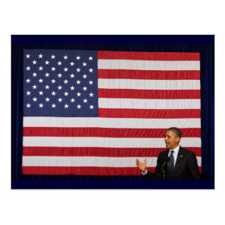 President Barack Obama Briefkaart