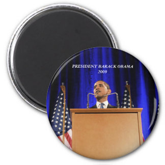 President Barack Obama Magneet