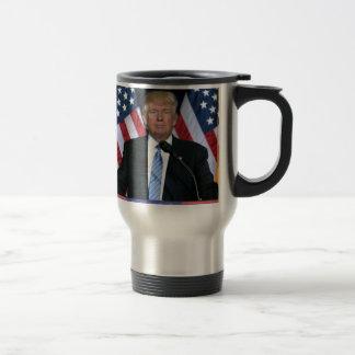 President Donald Trump Reisbeker