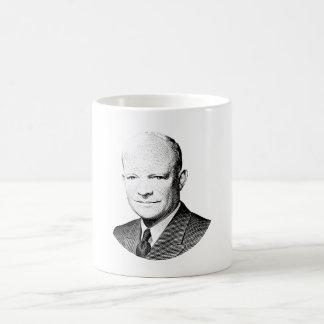 President Dwight Grafisch Eisenhower Koffiemok
