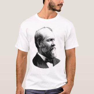 President James Garfield Graphic T Shirt