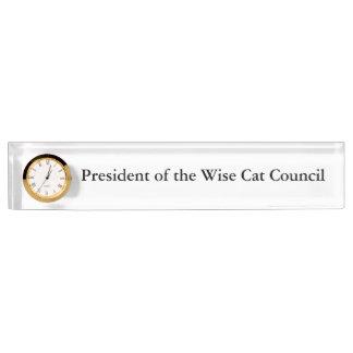 President van het Wijze Naambord van de Raad van
