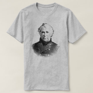 President Zachary Taylor T Shirt