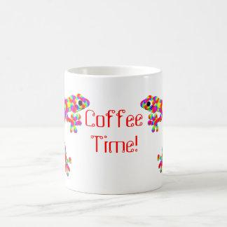 Pret Sidney Salamander Coffee Mug Basic Witte Mok