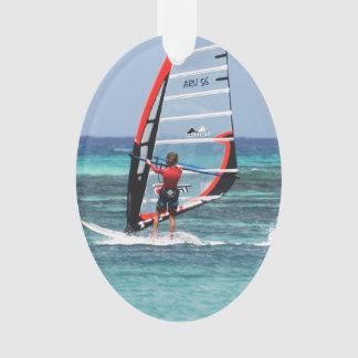 Pret Windsurfing Ornament