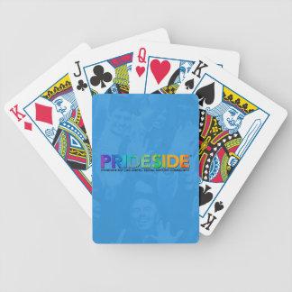 PRIDESIDE® de Speelkaarten van de fiets Poker Kaarten