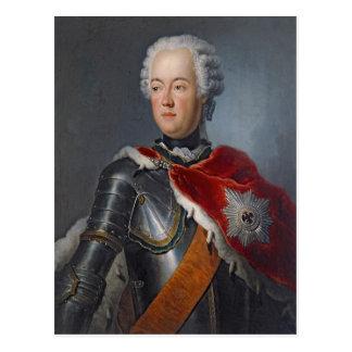 Prins Augustus William Briefkaart