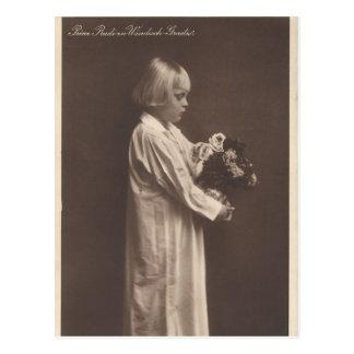 Prins Rudi Habsburg/windisch-Graetz #051H Briefkaart