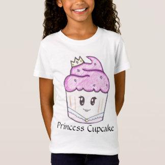 Prinses Cupcake T Shirt
