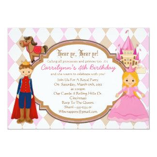 Prinses en Prins - de Uitnodigingen van de Partij