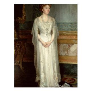 Prinses Victoria Eugenie, Koningin van Spanje Briefkaart