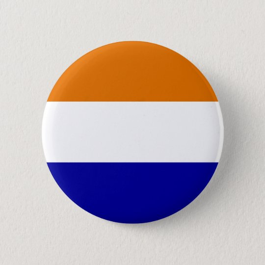 Prinsevlag Ronde Button 5,7 Cm
