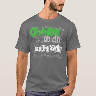 Pro de kereloverhemd van het Leven T Shirt