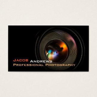 Pro Fotografie (de Lens van de Camera) Visitekaartjes