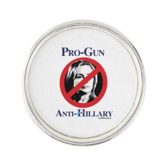 Pro-pistool anti-Hillary Reverspeldje