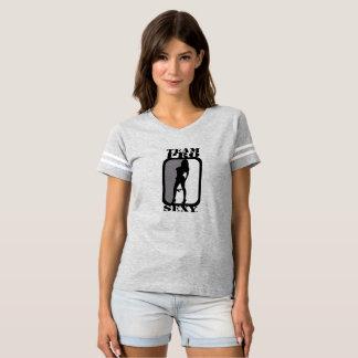 Pro Sexy van het team (word Gelukkig) het T-shirt