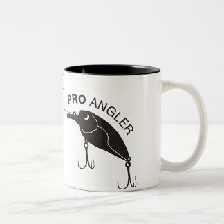 Pro Visser Tweekleurige Koffiemok