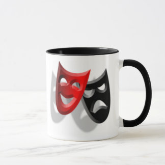 Producent en de Mok van Maskers
