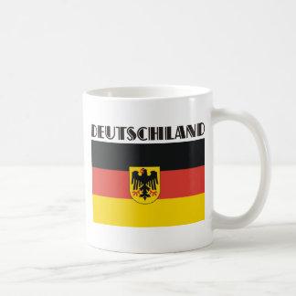 Producten & het Design van Deutsch de Duitse! Basic Witte Mok
