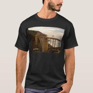 Producten van Sur Californië van de Brug van Bixby T Shirt