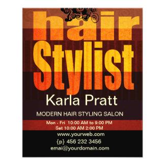 Professional Beauty Salon Spa Herenkapper Folders