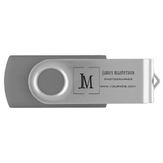 Professioneel Gepersonaliseerd Modern Swivel USB 3.0 Stick
