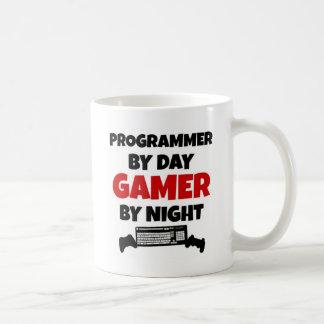 Programmeur Gamer Koffiemok