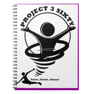 Project3Sixty Spiraal - verbindend Dagboek Ringband Notitieboek
