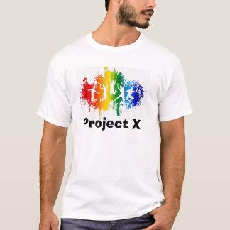 Project X - het Ras van de Modder T Shirt