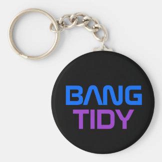 Propere keychain van de klap sleutelhanger