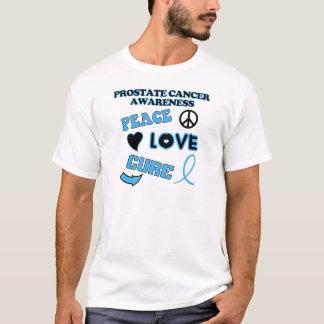 Prostate Voorlichting van Kanker T Shirt