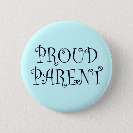 Proud Parent Ronde Button 5,7 Cm
