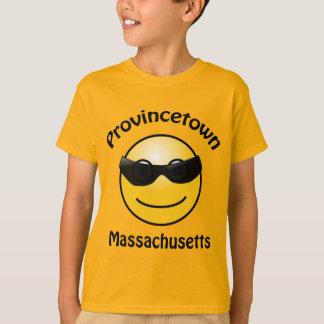 Provincetown, de Kinder T-shirt van Massachusetts