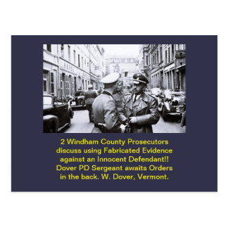 Provincie de West- van Dover Windham: Briefkaart