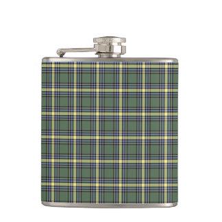 Provincie van het Geruite Schotse wollen stof van Heupfles
