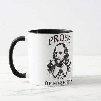 Proza vóór Hos - Shakespeare Mok
