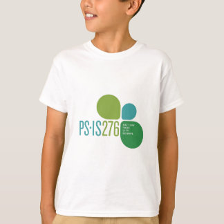PS/IS 276 Verticale T-shirt, Kind T Shirt