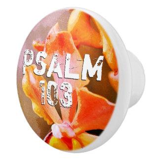 Psalm 103 Lof Lord, Mijn Ziel Keramische Knop
