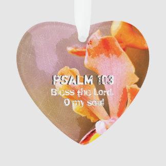 Psalm 103 Lof Lord, Mijn Ziel Ornament