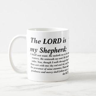 Psalm 23 - Mok KJV-