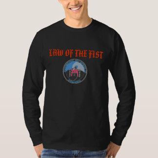 psdd logo, WET VAN de VUIST T Shirt