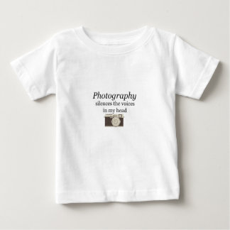 pstvimhPhotography brengt de stemmen in mijn hoofd Baby T Shirts