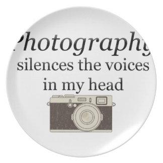 pstvimhPhotography brengt de stemmen in mijn hoofd Bord