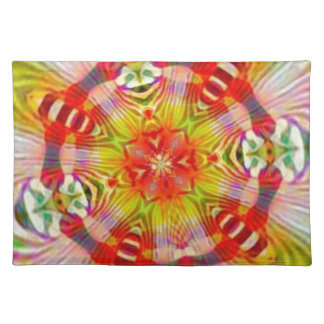 Psychedelisch Placemat