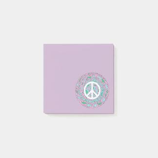 Psychedelische Vrede Post-it® Notes
