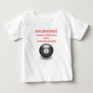 psychiater baby t shirts