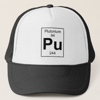 Pu - Plutonium Trucker Pet