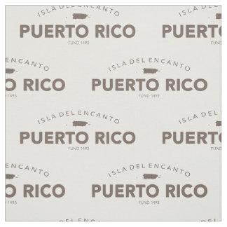 Puerto Rico, Isla del Encanto Stof