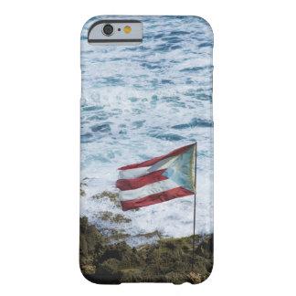 Puerto Rico, Oud San Juan, vlag van rijst Puerto Barely There iPhone 6 Hoesje